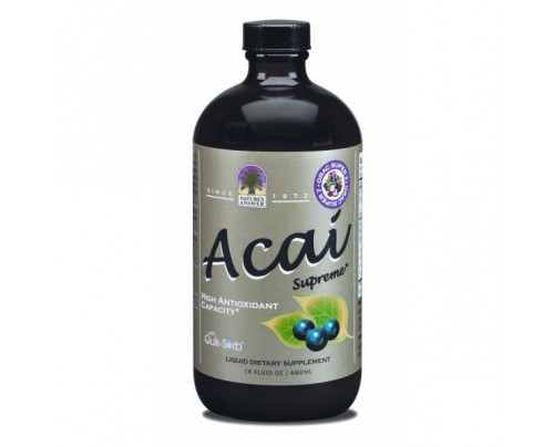 Nature's Answer Liquid Platinum Acai Fruit Extract with ORAC Super 7 16oz.
