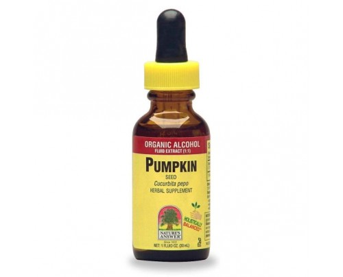 Nature's Answer Pumpkin Seed Extract 1oz.