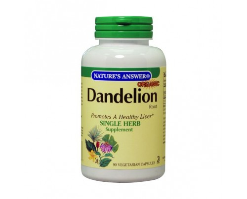 Nature's Answer Dandelion Root 420mg 90 Capsules