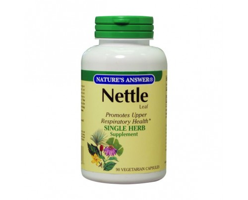 Nature's Answer Nettle Leaf 300mg 90 Capsules