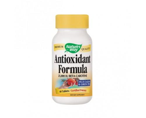 Nature's Way Antioxidant Formula 60 Capsules