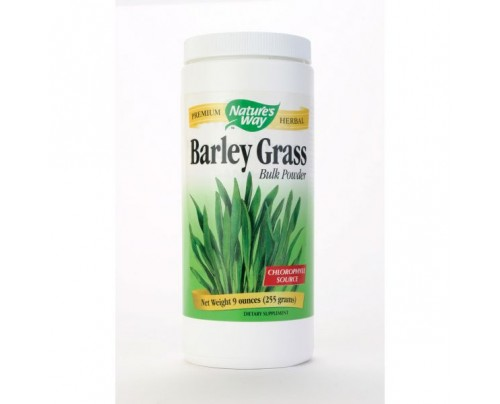 Nature's Way Barley Grass Bulk Powder 6,000mg 9oz.