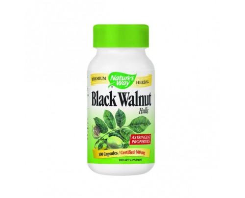 Nature's Way Black Walnut 500mg 100 Capsules