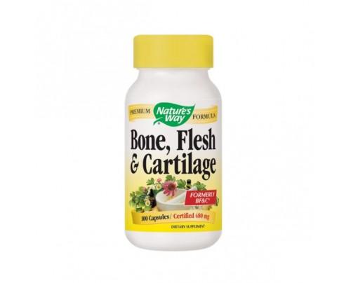 Nature's Way Bone Flesh & Cartilage 440mg 100 Capsules
