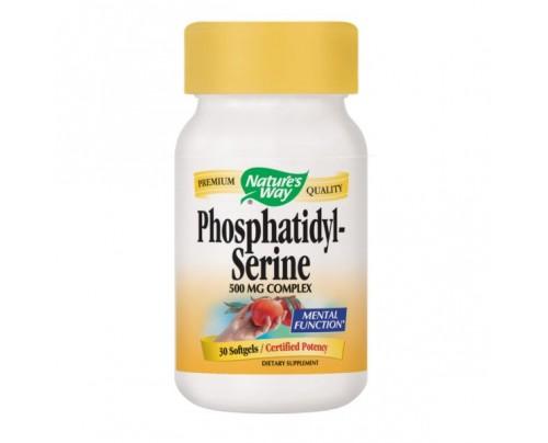 Nature's Way Phosphatidylserine 500mg 30 Capsules
