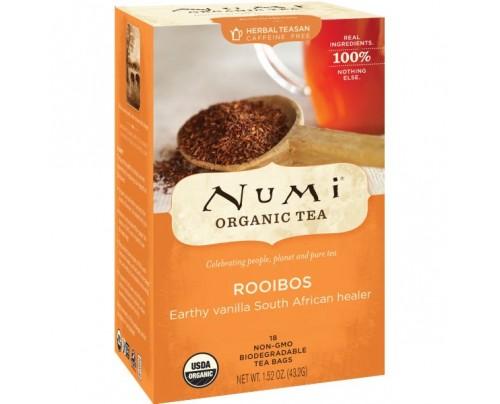 Numi Organic Tea Rooibos Tea 18 Tea Bags