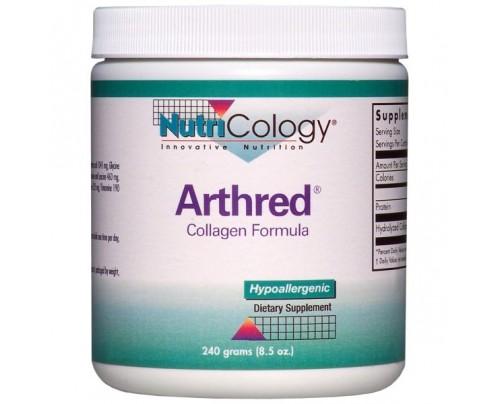 Nutricology Arthred Collagen Formula Powder 8.5oz.