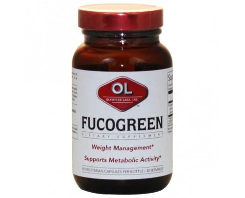 Olympian Labs Fucogreen Fucoxanthin 5% 846mg 90 Capsules