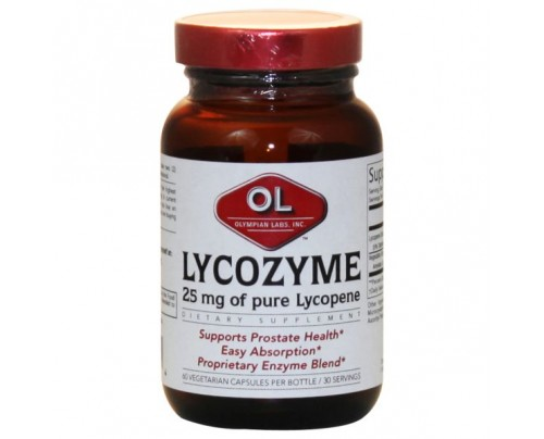 Olympian Labs Lycozyme Extra Strength 250mg 60 Capsules