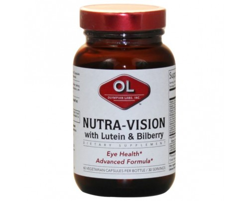 Olympian Labs Nutra Vision 60 Capsules