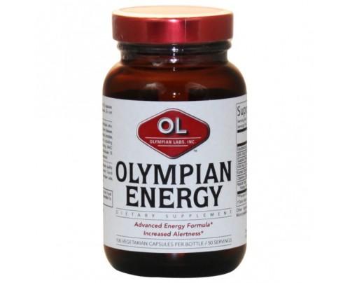 Olympian Labs Olympian Energy 100 Capsules