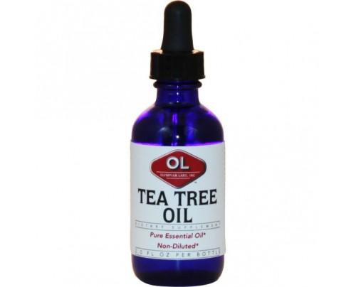 Olympian Labs Tea Tree Oil 2oz.