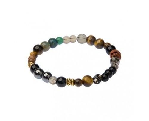 Zorbitz Black Star Protection Bracelet