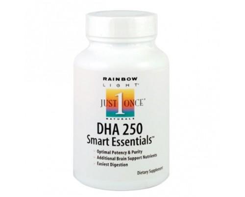 Rainbow Light DHA 250 Smart Essentials 60 Softgels