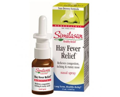 Similasan Hay Fever Relief Nasal Spray