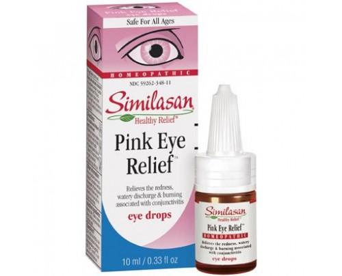 Similasan Pink Eye Relief Drops