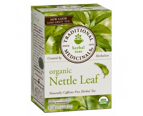 Traditional Medicinals Organic Nettle Leaf Tea 16 Teabags