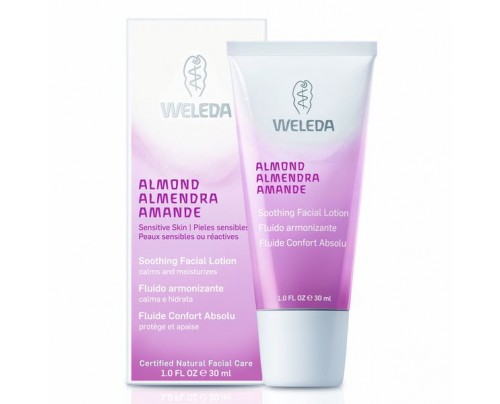Weleda Almond Soothing Facial Lotion