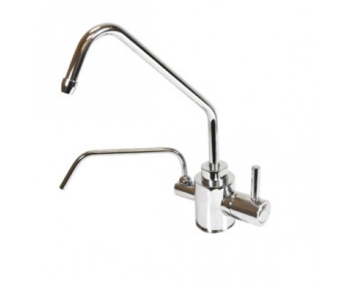 Air Water Life Undersink Aqua-Ionizer Deluxe Polished Chrome Faucet