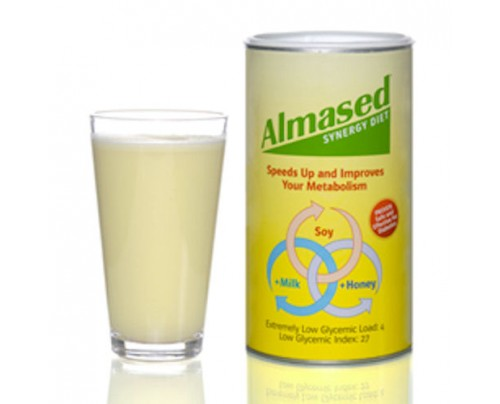 Almased Synergy Diet Meal Replacement 17.6 oz.