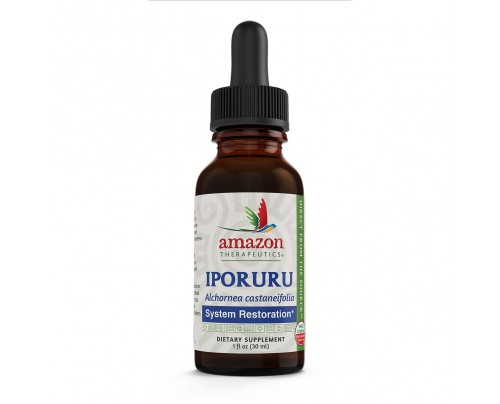 Amazon Therapeutics Iporuru Herbal Extract 1 fl. oz.