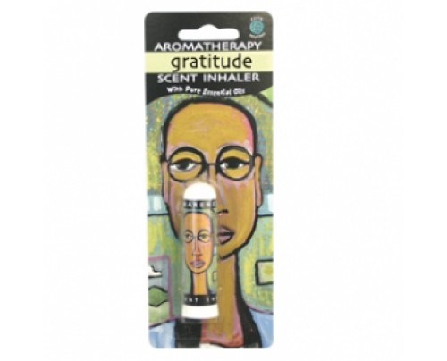 Earth Solutions Gratitude Affirmation Aromatherapy Scent Inhaler