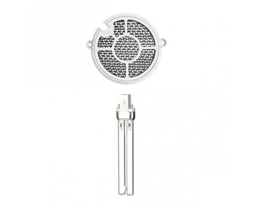 Guardian Technologies germguardian UV-C Room Air Sanitizer 9-Watt Replacement Bulb and Filter
