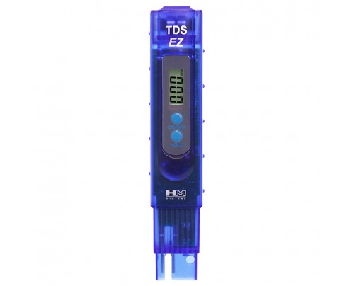 HM Digital TDS EZ Total Dissolved Solids Colloidal Silver PPM Test Meter