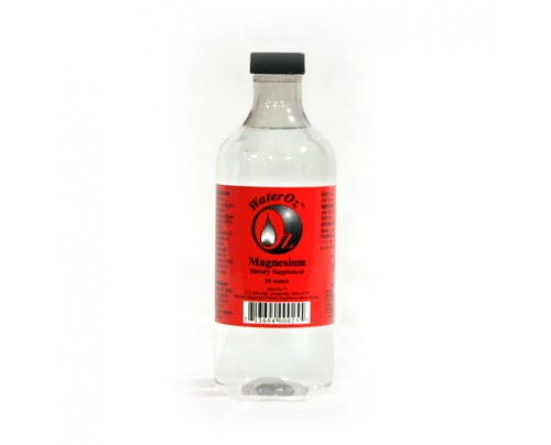 WaterOz Magnesium Ionic Mineral Water 350 ppm