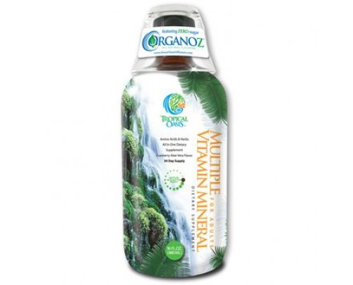 Tropical Oasis Multiple Vitamin Mineral Adult 16oz.