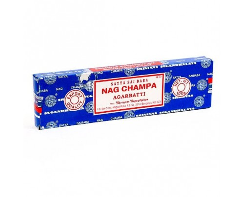 Sai Baba Nag Champa Sai Baba Satya Stick Incense 40g
