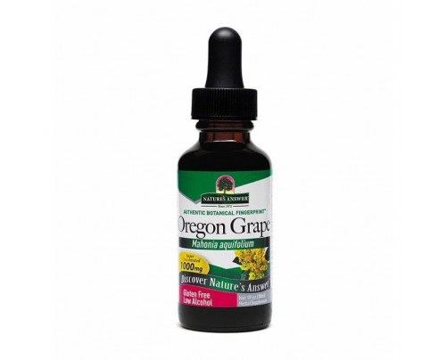 Nature's Answer Oregon Grape Root Extract 1 fl. oz.