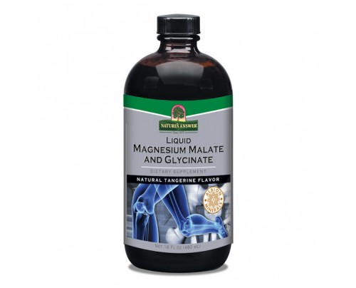 Nature's Answer Liquid Magnesium Malate & Glycinate