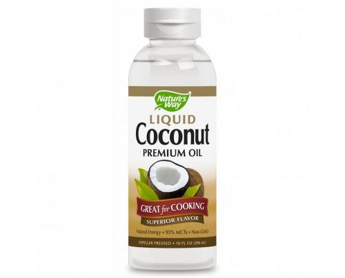 Nature's Way Coconut Oil Premium Liquid 10 fl. oz.
