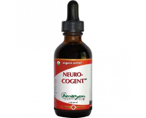 Amazon Therapeutic Labs Neuro-Cogent Formula Herbal Extract 2 fl. oz.