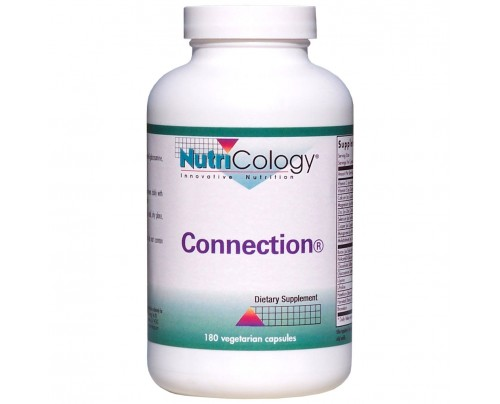 Nutricology Connection 180 Vegetarian Capsules