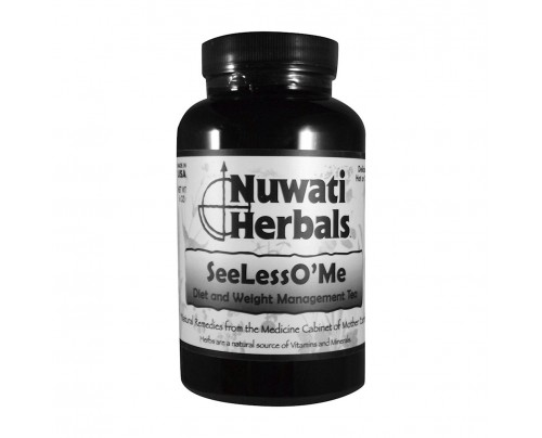 Nuwati Herbals Seelesso'Me Weight Loss Tea 6 oz