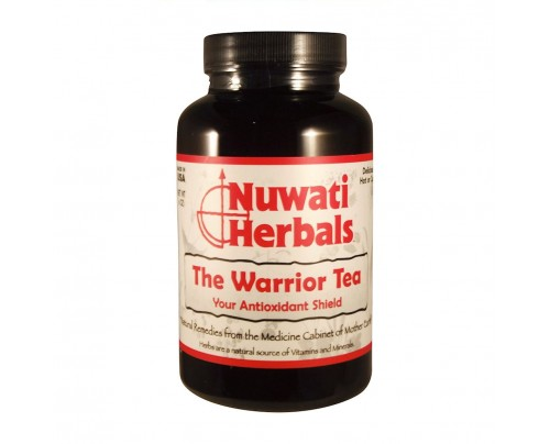 Nuwati Herbals The Warrior Tea 6 oz.
