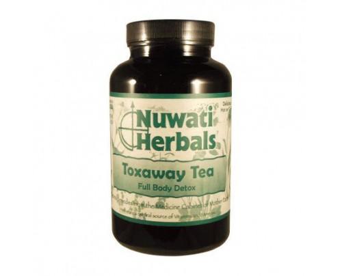 Nuwati Herbals Toxaway Tea. Liver Detox Tea
