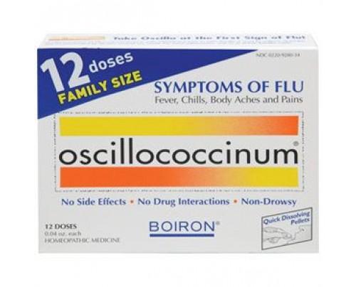 Boiron Oscillococcinum 12 Doses - Economy Size
