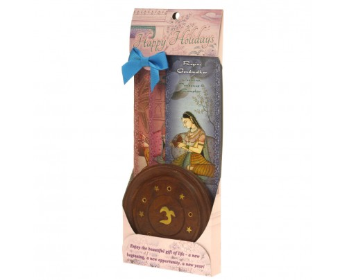 Prabhuji's Gifts Harmony Incense Holiday Gift Set