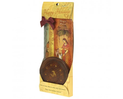 Prabhuji's Gifts Harmony Incense Holiday Gift Set