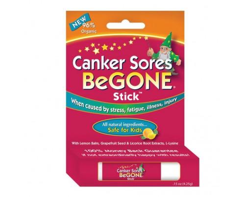 Robin Barr Enterprises Canker Sores BeGone Stick 0.15 oz.
