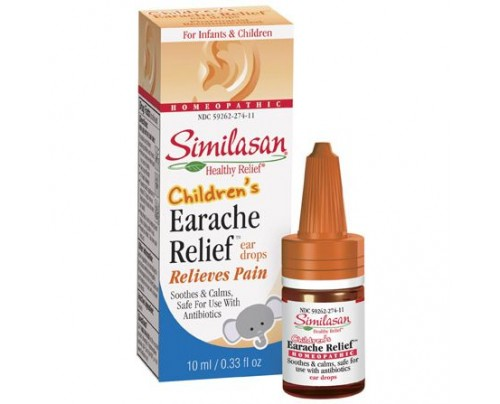 Similasan Children's Earache Relief Drops