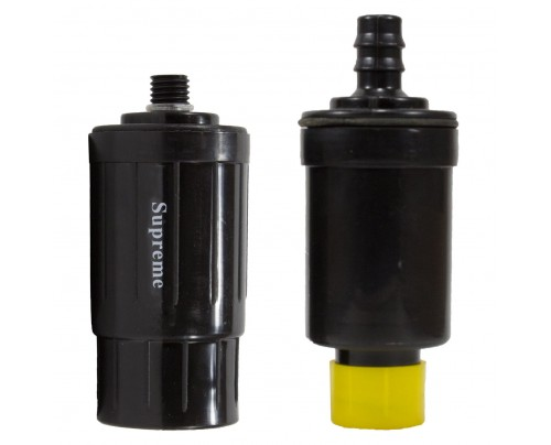 Seychelle Pump 2 Pure Supreme Alkaline Water Filter & Pre-filter Replacement Filter Pair
