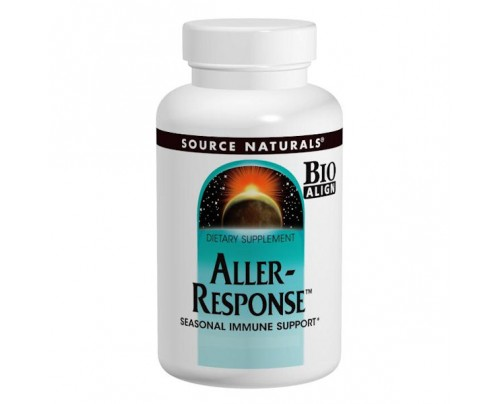 Source Naturals Aller-Response Seasonal Immune Support 180 Tablets