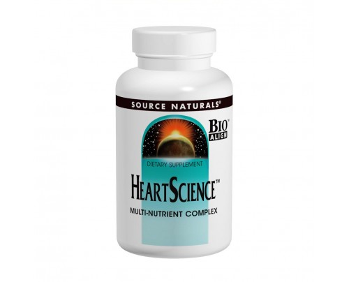 Source Naturals Heart Science Tablets