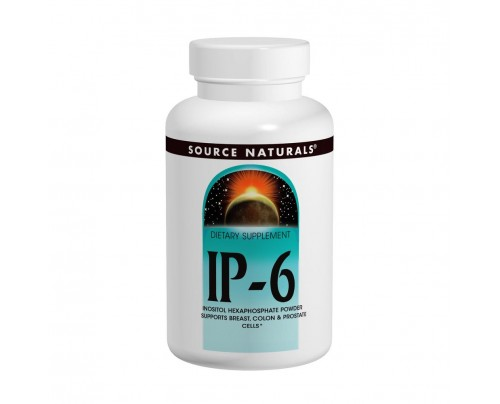 Source Naturals IP-6 800 mg 180 Tablets | Inositol Hexaphosphate