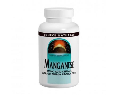 Source Naturals Manganese 10 mg 100 Tablets