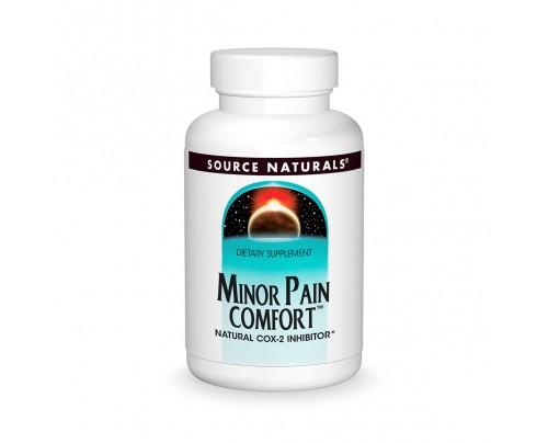 Source Naturals Minor Pain Comfort 500 mg Tablets